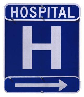 Hospital Sign MP900314367