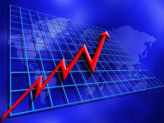 Business Success Chart MC910215906