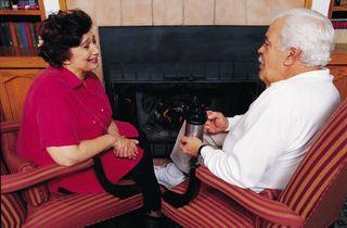 Couple Talking MP900309139