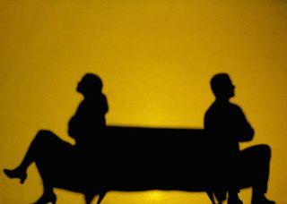 Divorce Fighting Couple MP900387516