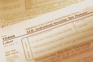 Tax form 1040 MP900309200